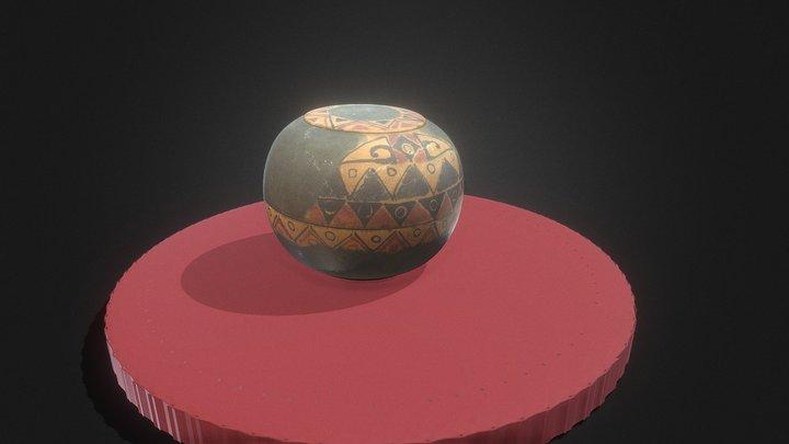 PEQUEÑA CAJA 3D Model