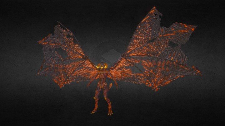 Darkness Demon 3D Model
