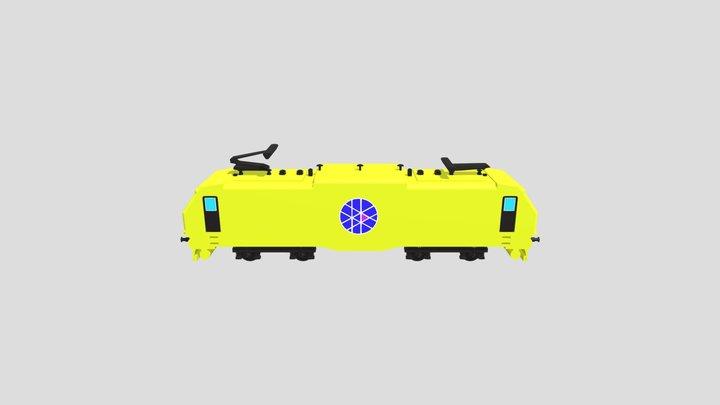 Cargo Lok 3D Model
