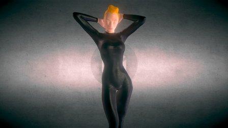 Eva Kant2 Roberto Martinelli 3D Model