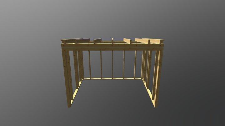 Sykkelbod_TAQ 3D Model