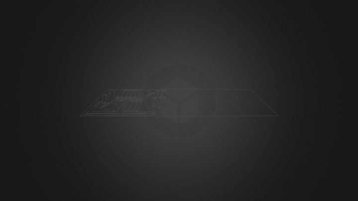 Valovi-Chair.Cutting-Files 3D Model