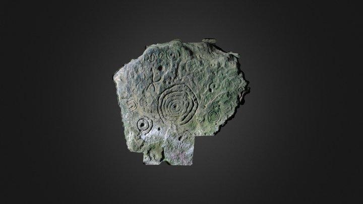 Tara, Mound of the Hostages 3D Model