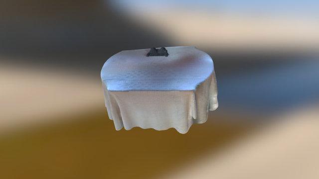 Работна маса Елин Пелин 3D Model