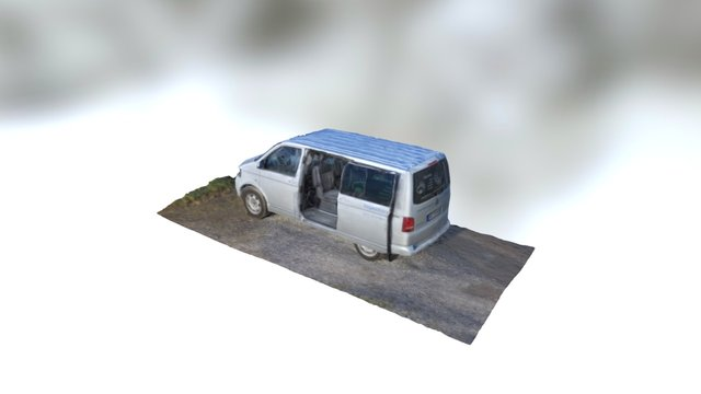 Falconing Mobile Office 3D Model