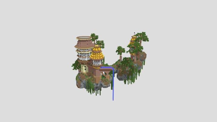 Royal Cove Hub 3D Model