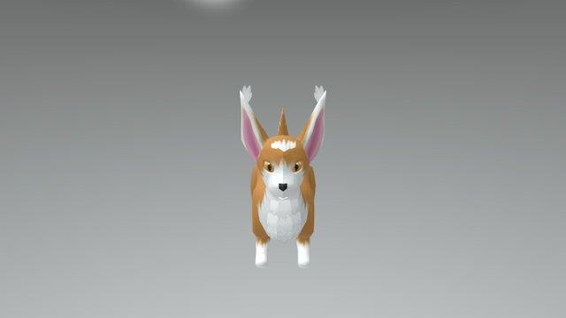 Fox Model 3D Model