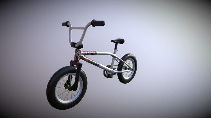 BICICLETA BMX INTENSE SABOT 3D Model