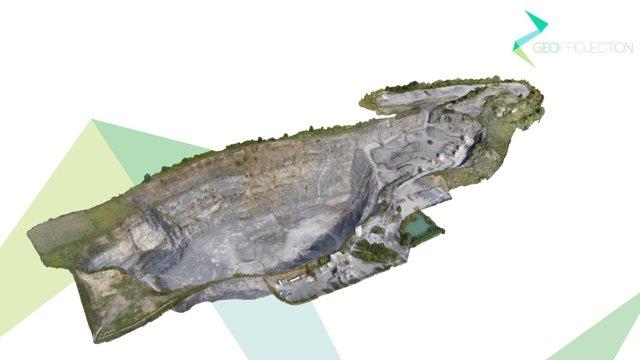 Carrière (49) 3D Model