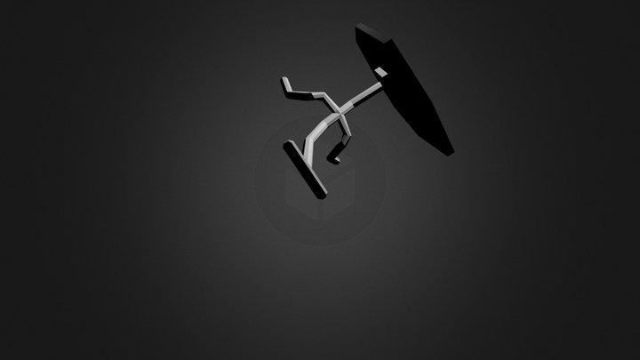 Coffeetableblend 3D Model
