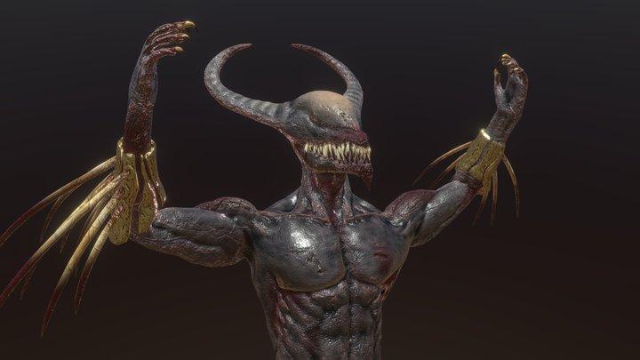 HellDemon Reborn 3D Model