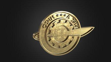 OSHMKUFA 2010 3D Model