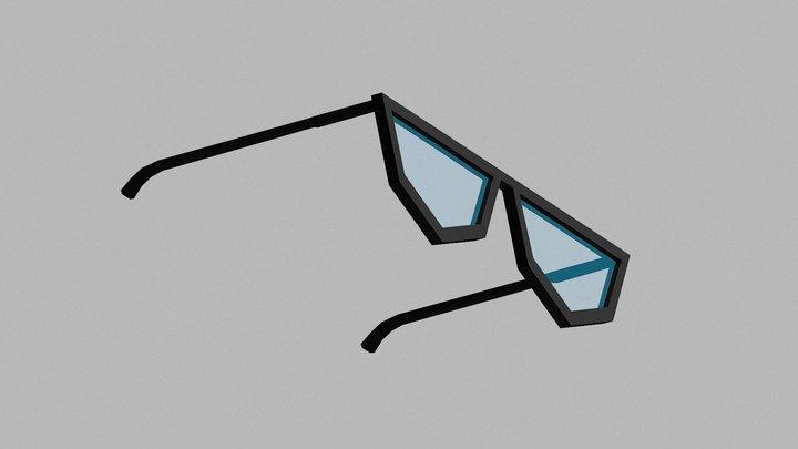 Glasses? 3D Model