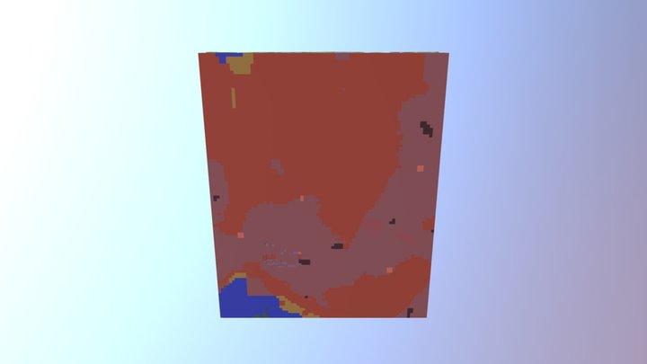 Mansion (Minecraft) 3D Model