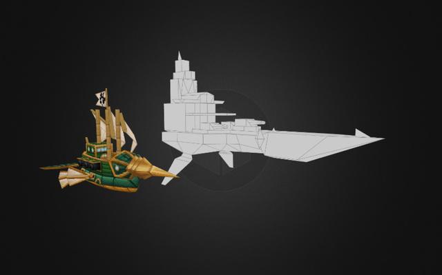 SoA_ships_01.zip 3D Model