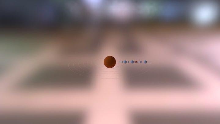 Cosmos 3D Model