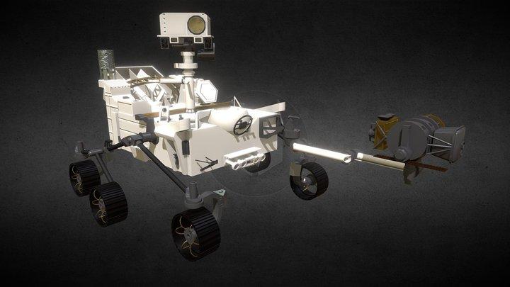 NASA_Rover 3D Model