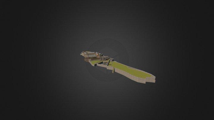 Stirling Castle 3D Model