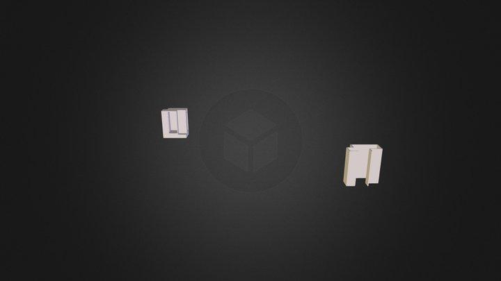 UOB Formwork Sequence 3D Model