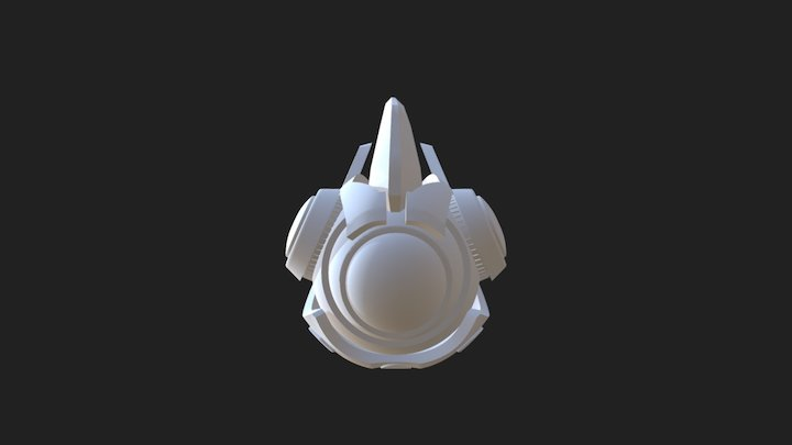 Heroes of the Storm - Probius 3D Model