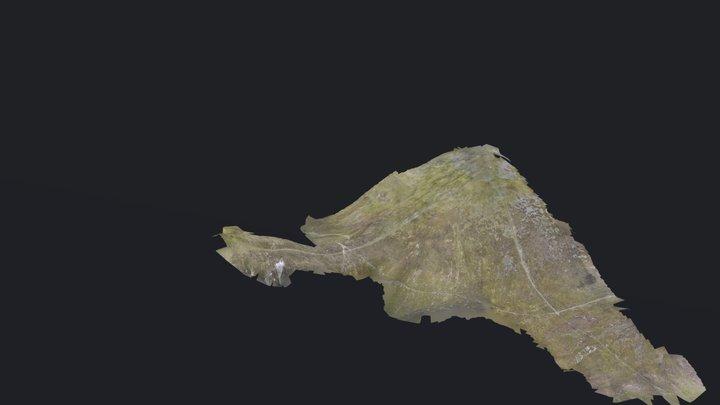 Slieve Donard 3D Model