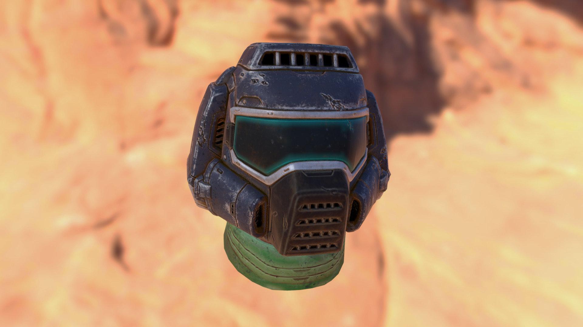 Doom Helmet
