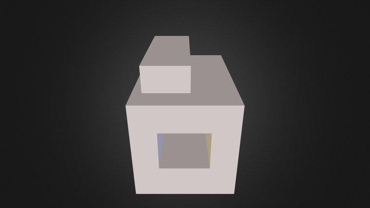 Box Test 3D Model