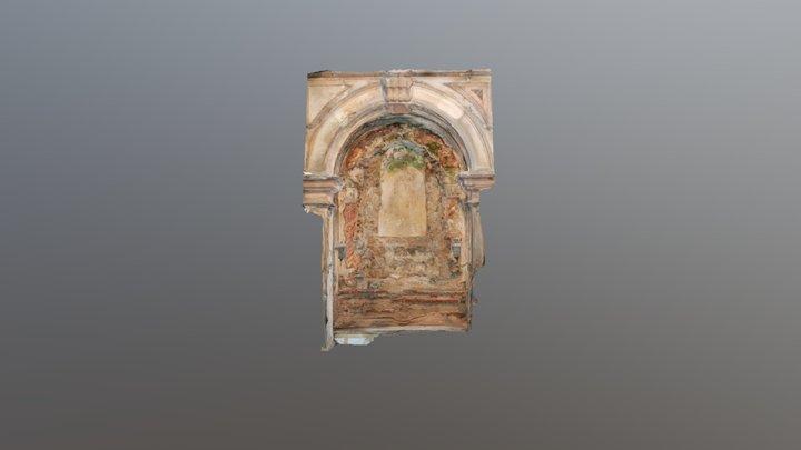 Edícula Porta da Vila Óbidos 3D Model