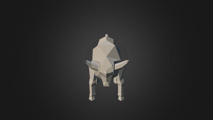 Tauros (Re-Adjusted) 3D Model