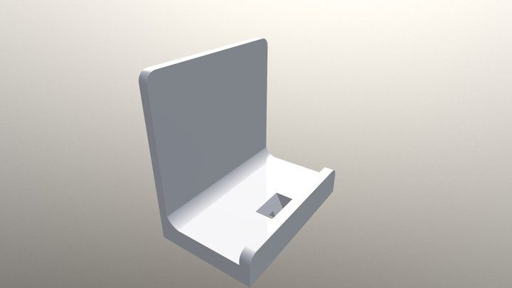 Mobile Stand 3D Model