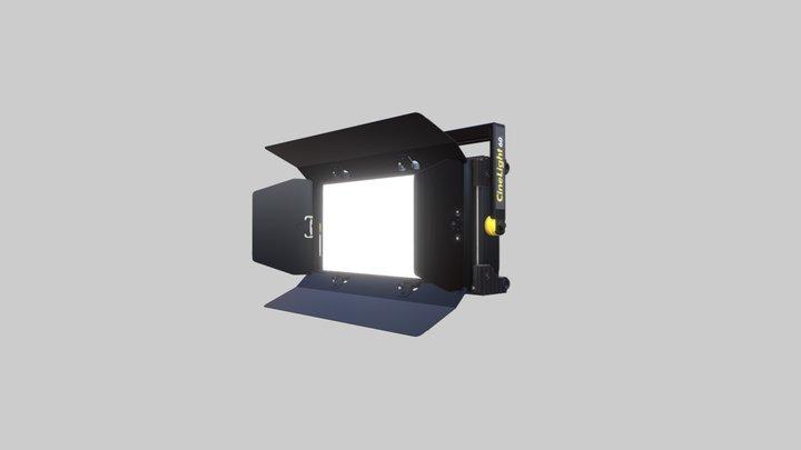 Cinelight Production 60 Softlight LED PANEL 3D Model