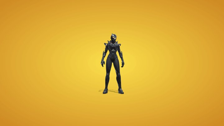 Oblivion Outfit 3D Model