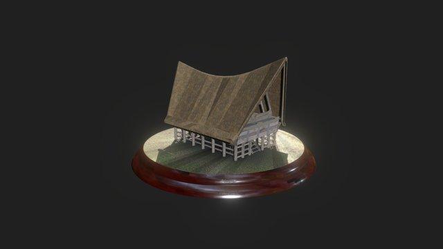 Toba Batak 3D Model