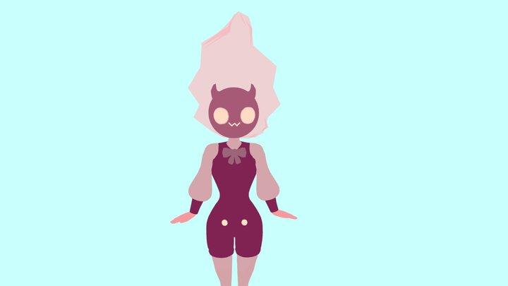 Devil girl ^-^ 3D Model
