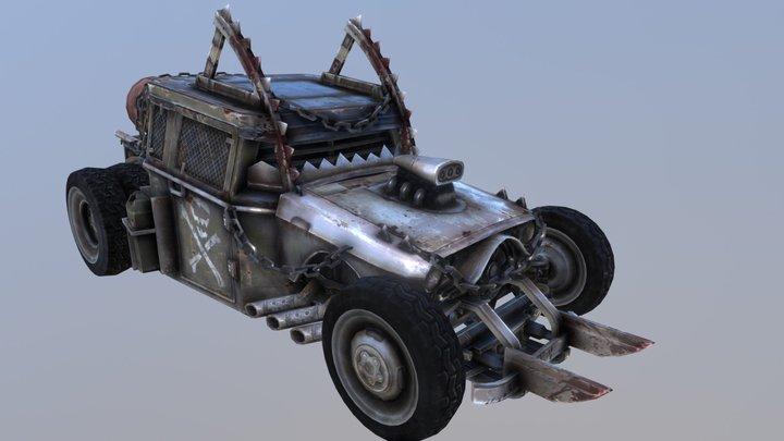 Scavengers Scout 3D Model