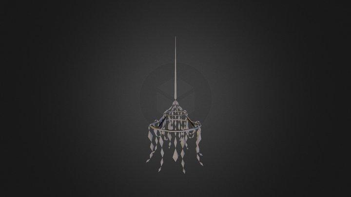 kroonluchter 3D Model