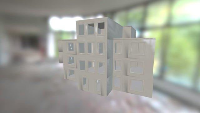 Tannaz Apartments 3D Model