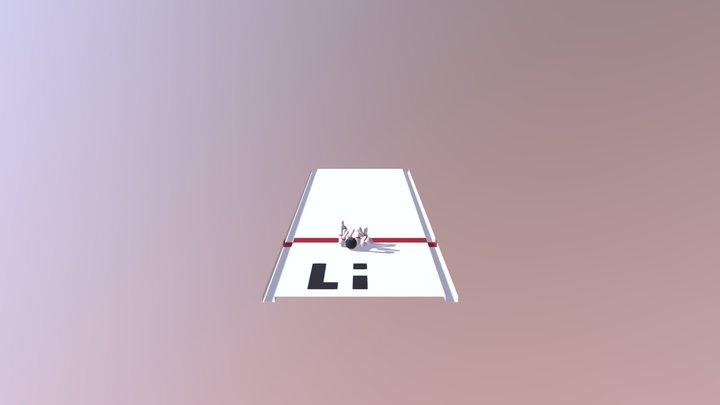 2F 3D Model