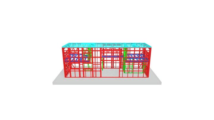 Frame Kit #46 3D Model