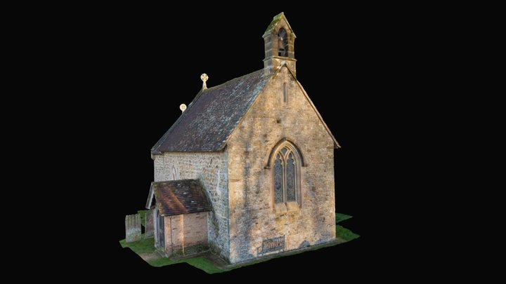 St. James Church 3D Model