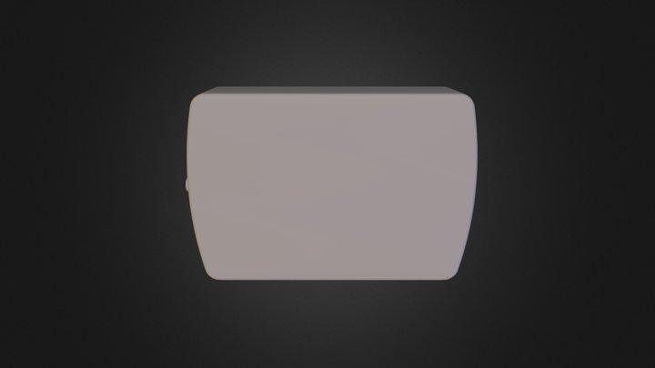 Usb Case Altimeter 3D Model