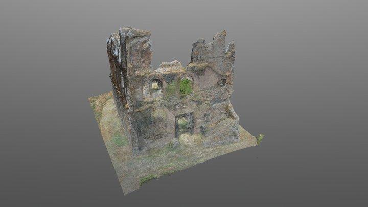 Villa delle mura di S. Stefano - Anguillara 3D Model
