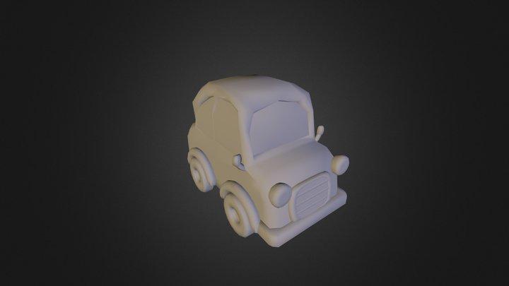 Auto 3D Model