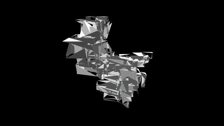 Whitwandwood1 3D Model