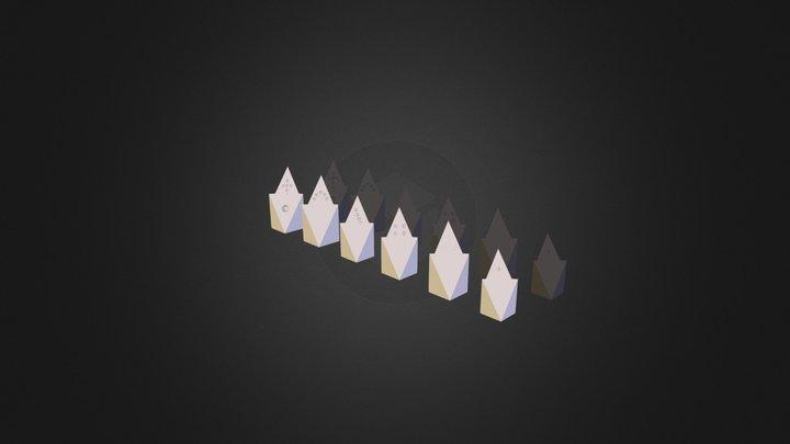 Chess_2014_12 3D Model