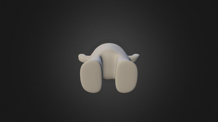 Shurtz1smooth 3D Model