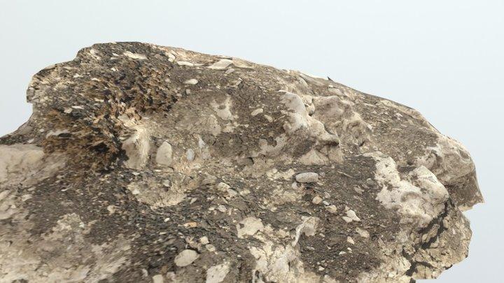 Lunada Bay outcrop segment 1 3D Model