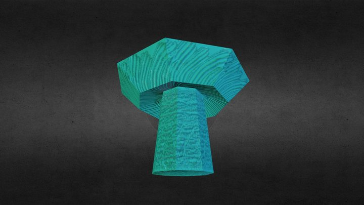 Hongo 1 3D Model