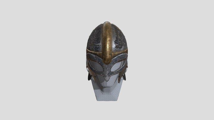 viking_helmet 3D Model