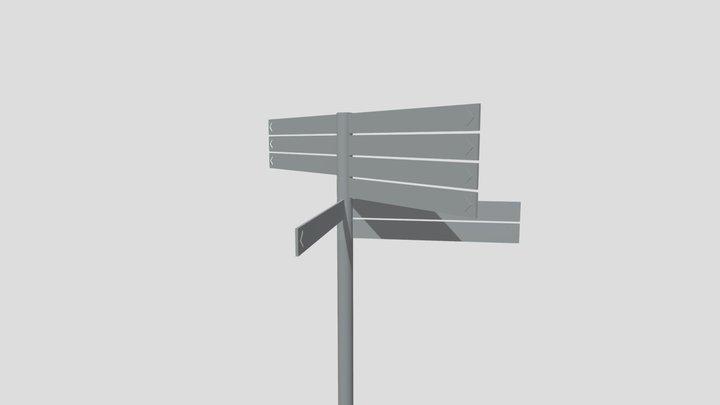 Sønderborg 5, Skydebanen 3D Model
